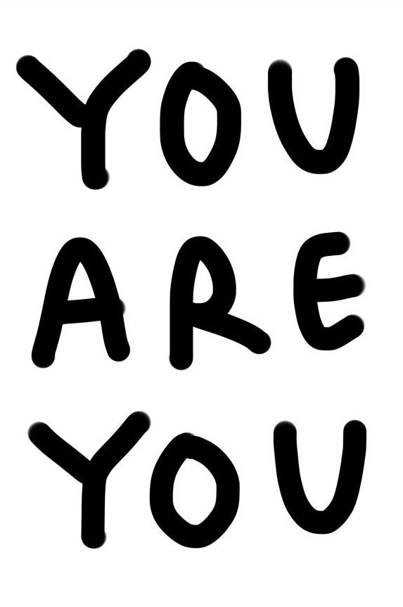 You Are You by Parker Klein