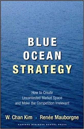 Blue Ocean Strategy by W. Chan Kim