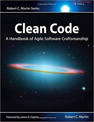 Clean Code by Robert Martin