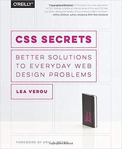 CSS Secrets by Lea Verou