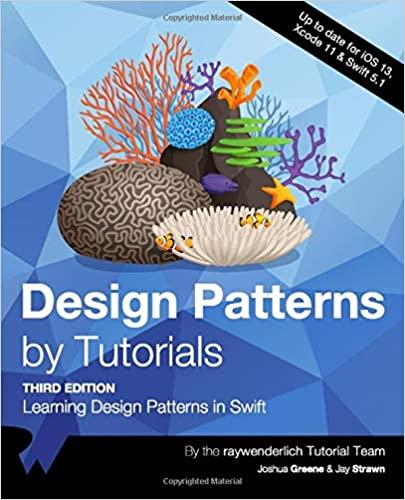 Design Patterns by Tutorials by Joshua Greene