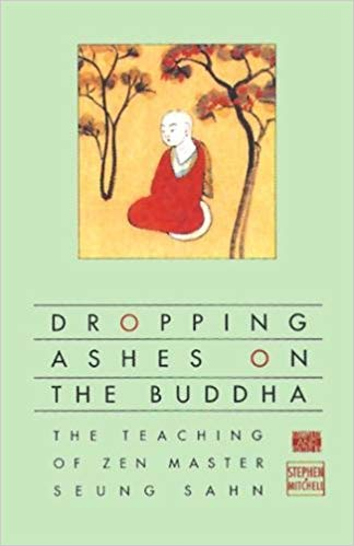 Dropping Ashes on the Buddha by Seung Sahn