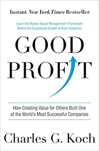 Good Profit by Charles Koch