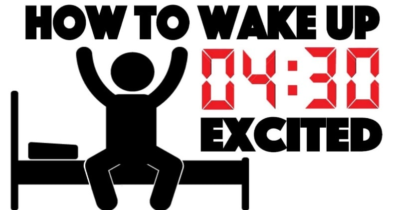 How People Wake Up At 4:30 AM To Work by Parker Klein