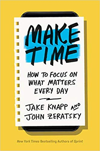 Make Time by Jake Knapp