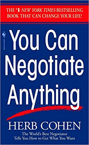 Realizations From Real Negotiations by Parker Klein