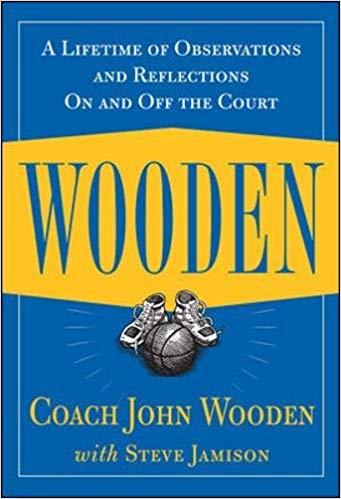 Wooden by John Wooden